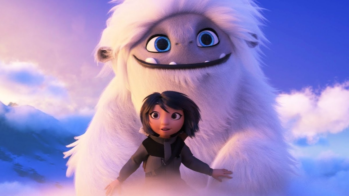 Abominable exclusive clip - new DWA/Pearl comedy