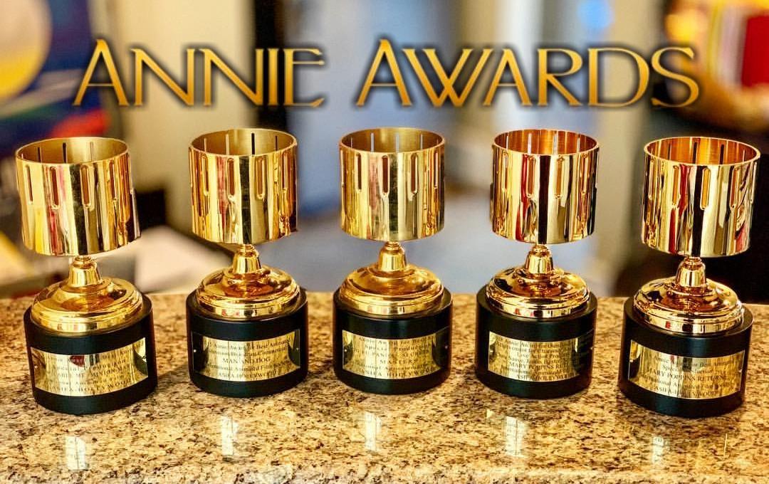 I candidati agli Annie Awards 2020