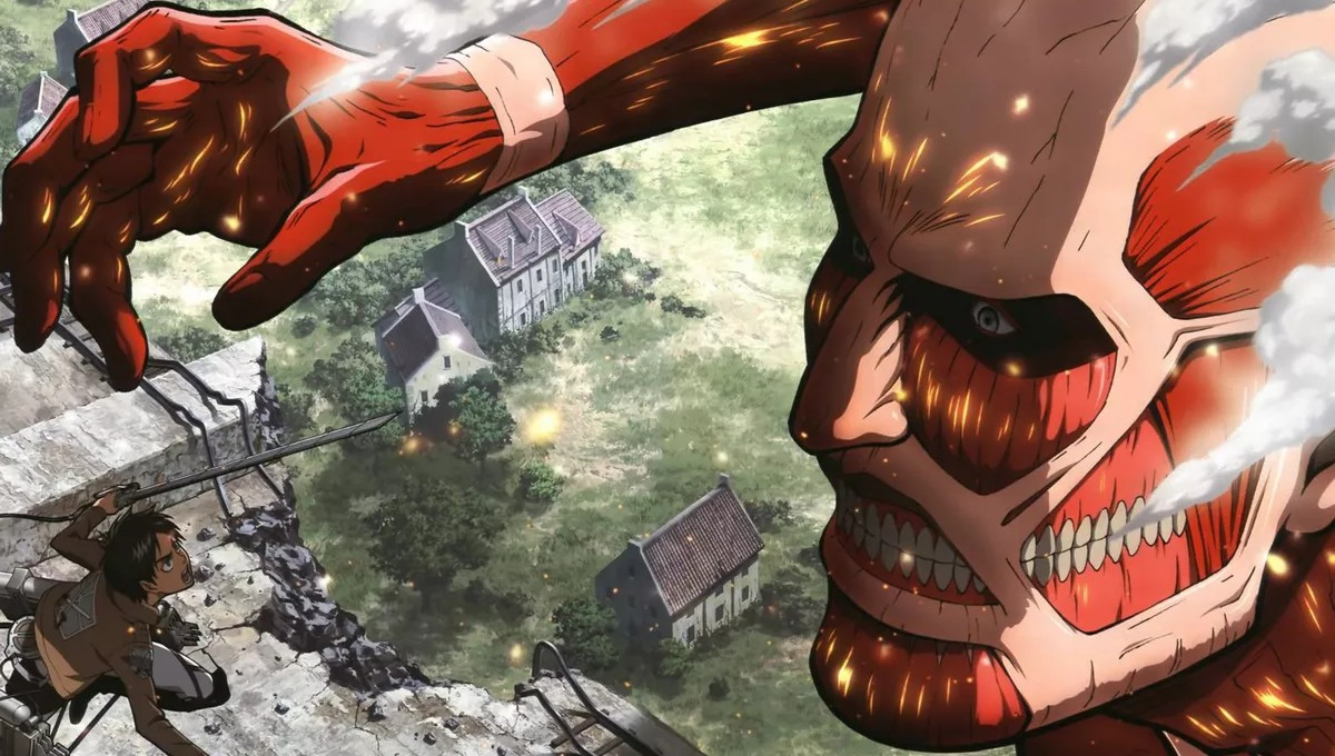 Attack on Titan - Announcement and teaser for the last season