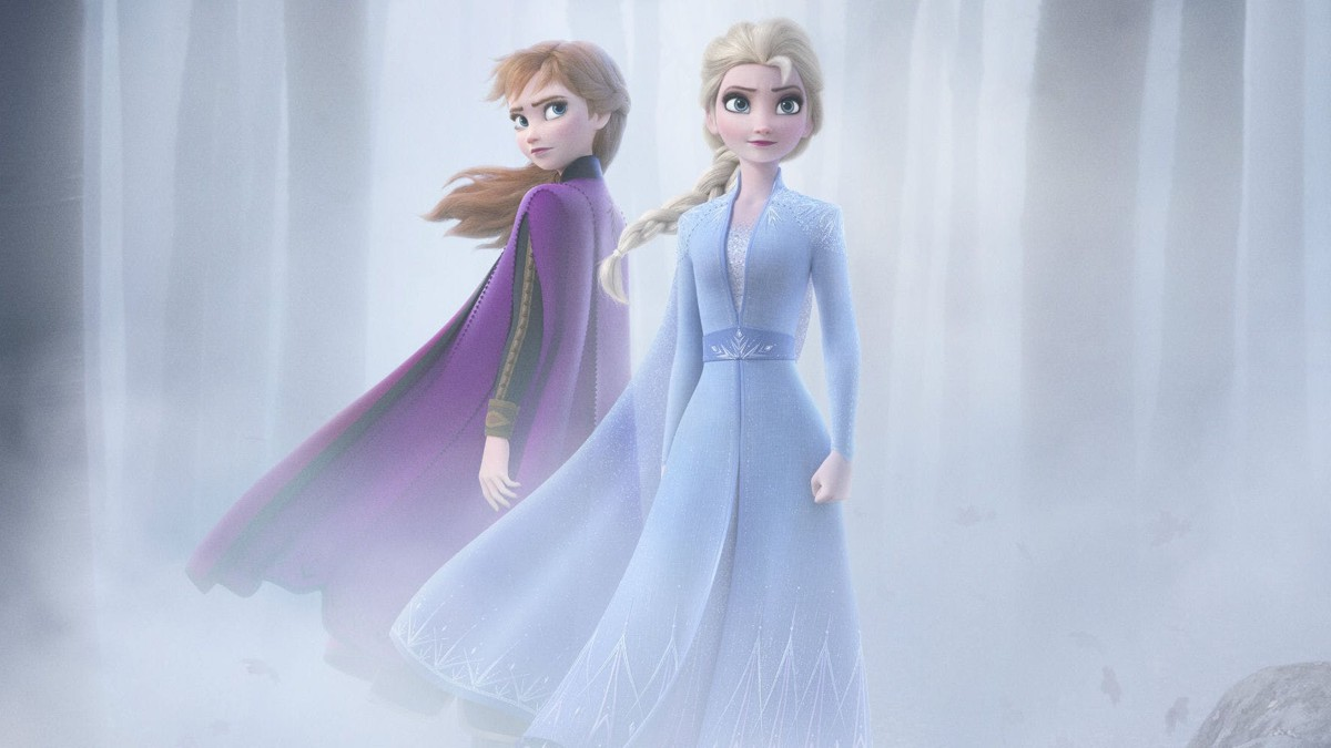 Due clip inedite da Frozen 2