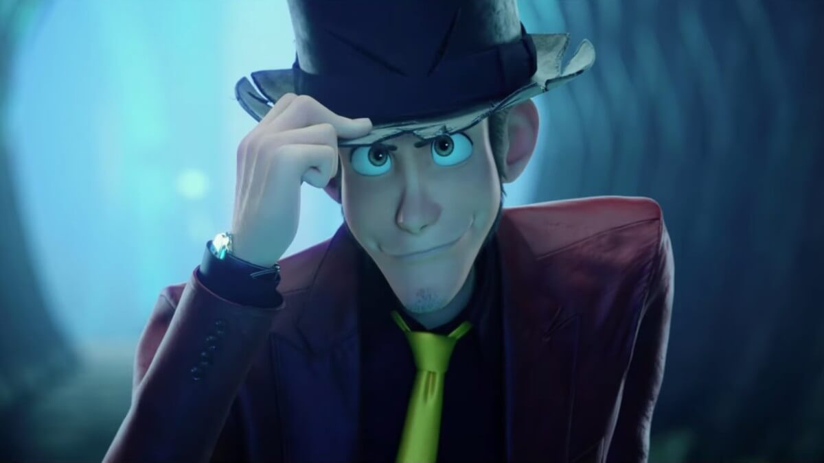 Lupin III The First - For the first time in 3D CG