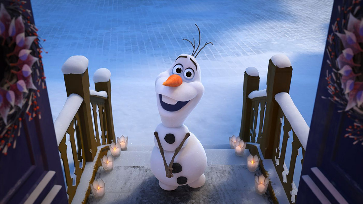 La Storia di Olaf è il nuovo corto di Frozen 2