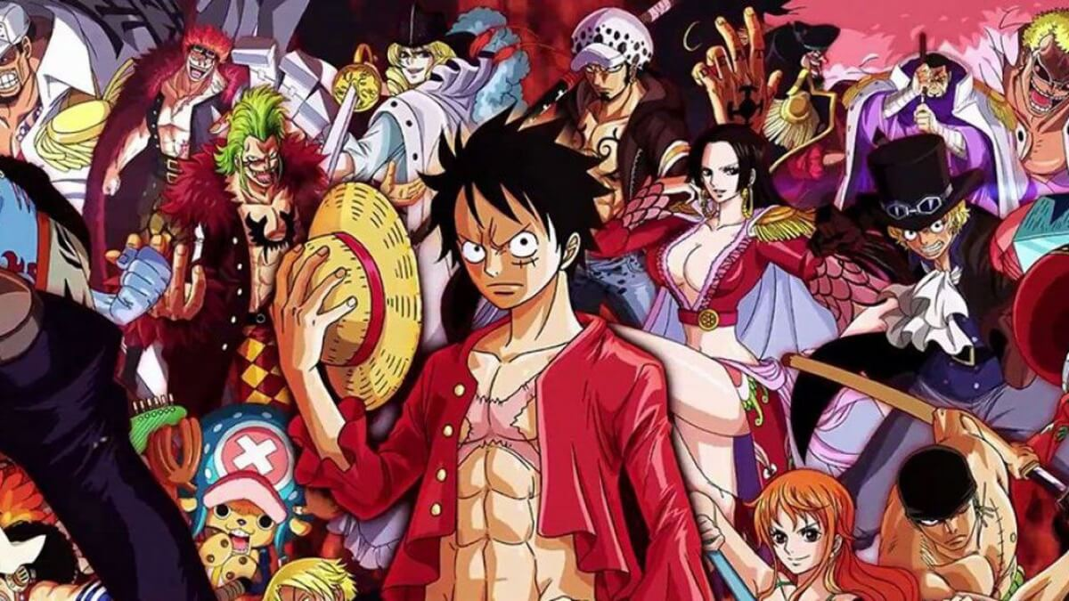 Trailer e poster italiano per One Piece Stampede - Il Film