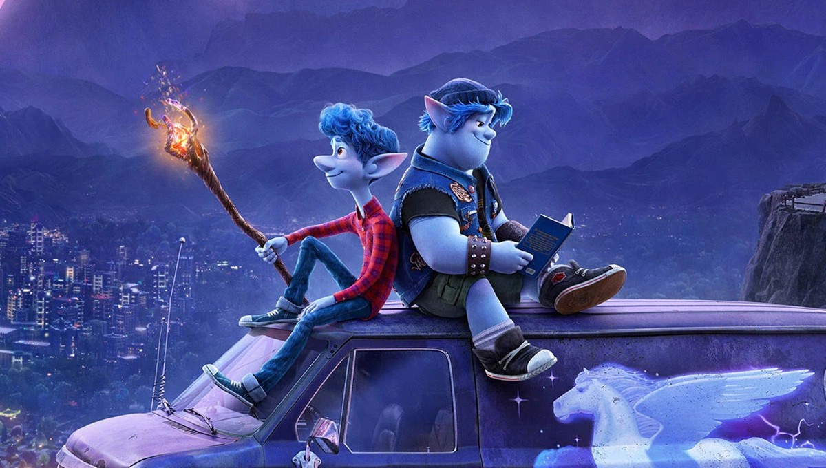 Introducing Pixar's Onward with Chris Pratt and Tom Holland