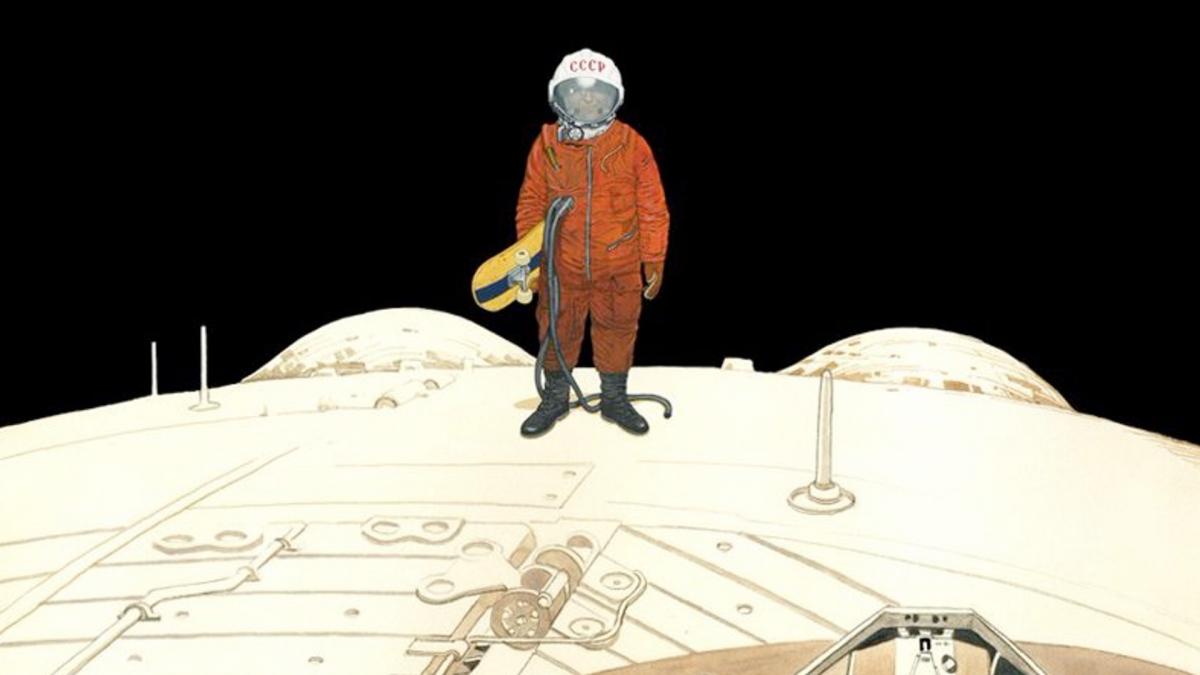 Katsuhiro Otomo (Akira) is working on a new sci-fi movie