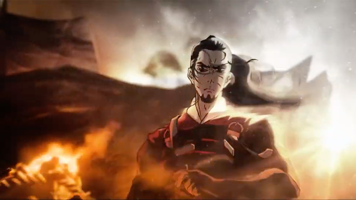 Shuo Feng - Po Zhen Zi, an impressive animated film from China