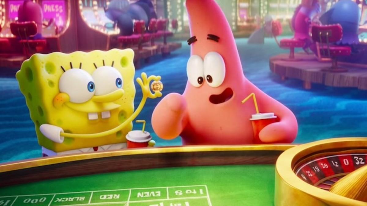 SpongeBob si prepara a sbarcare di nuovo nei cinema nel 2020