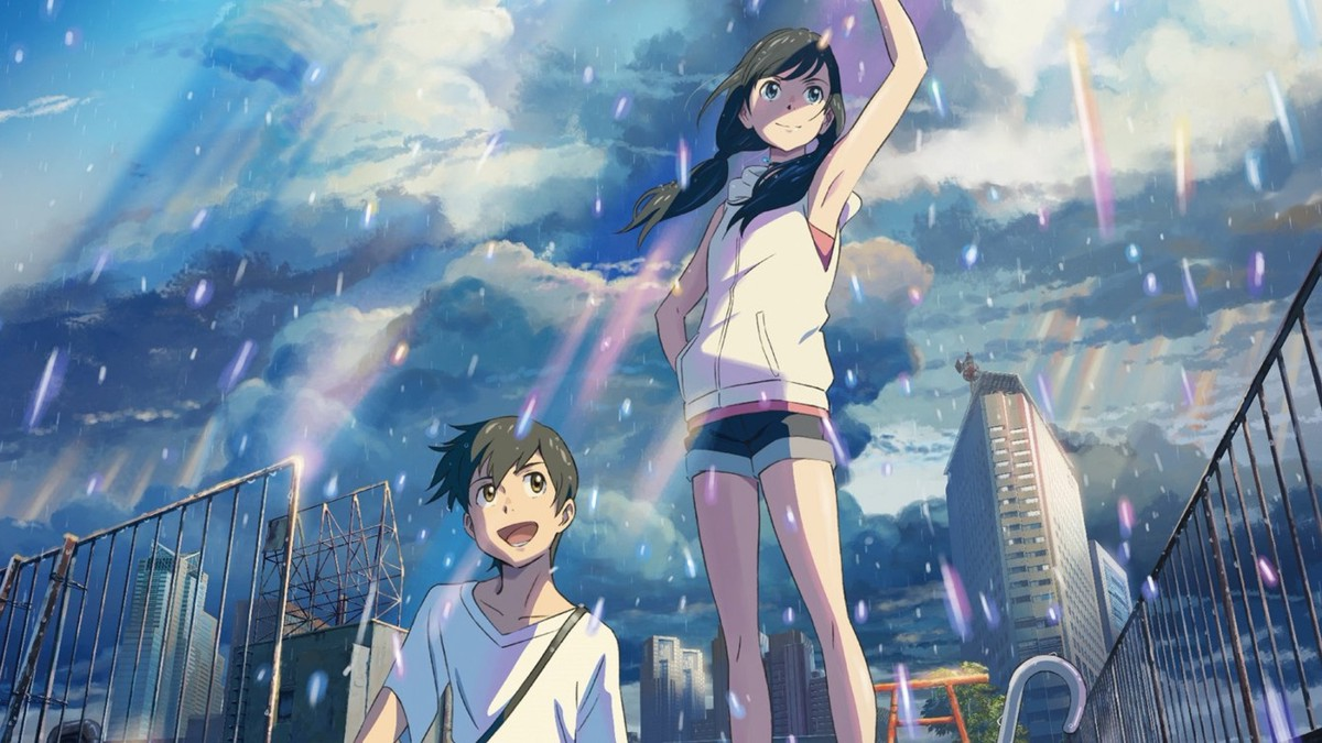5-minute special for Makoto Shinkai's Weathering With You