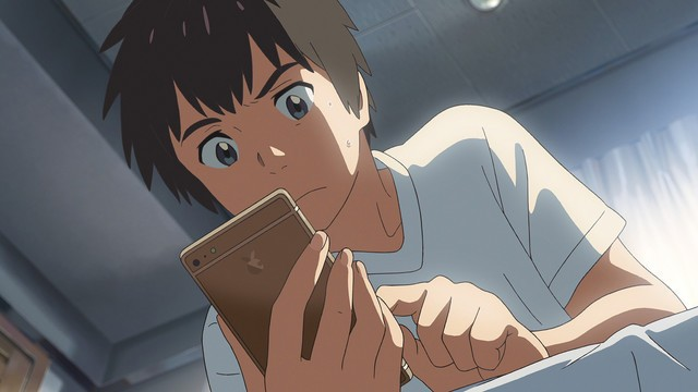 Secondo trailer di Your Name di Makoto Shinkai