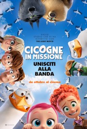 Recensione: CICOGNE IN MISSIONE - Animation Italy