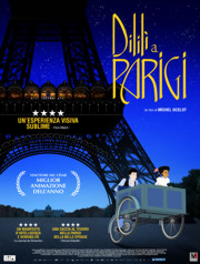 Recensione: DILILI A PARIGI - Animation Italy